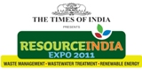 Times Resource INDIA  Expo 2011 corner ad01